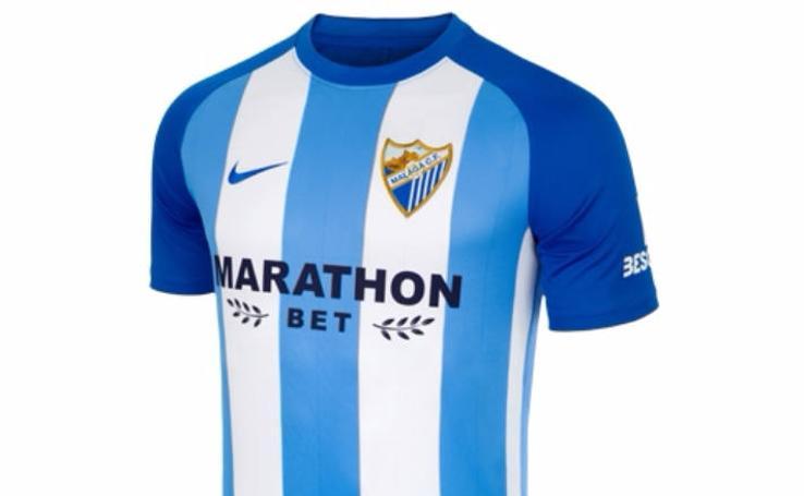 Así es la nueva camiseta del Málaga