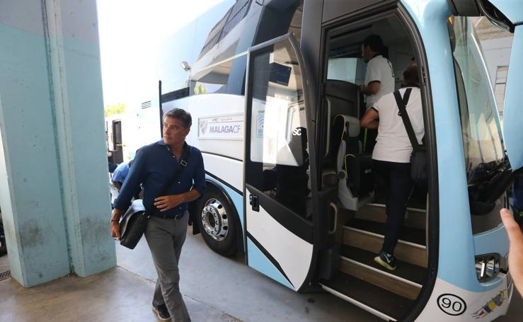 El Málaga viaja a Holanda