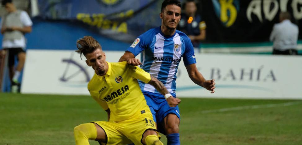 El Málaga ya gana... y con suspense