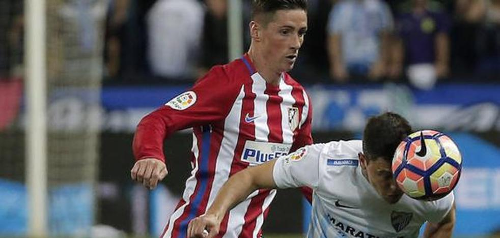 El Atlético-Málaga, el sábado 16 de septiembre