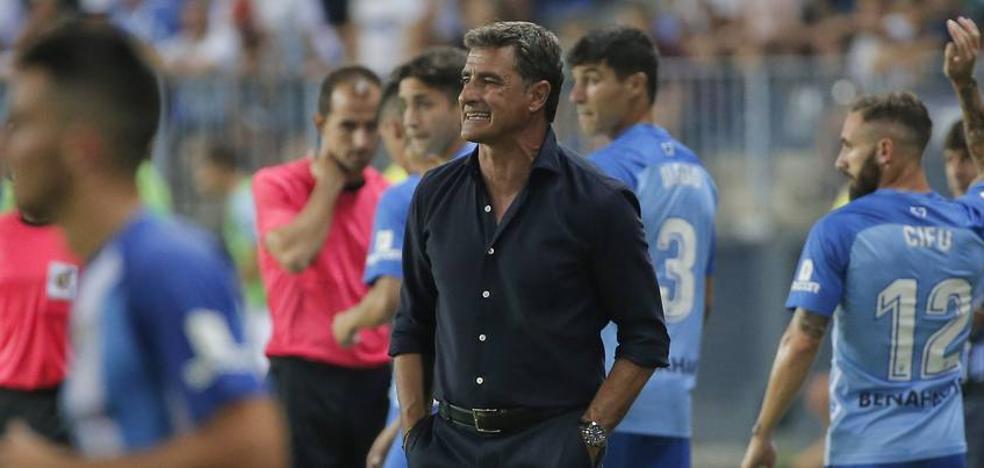 Míchel lidera un Málaga renovado