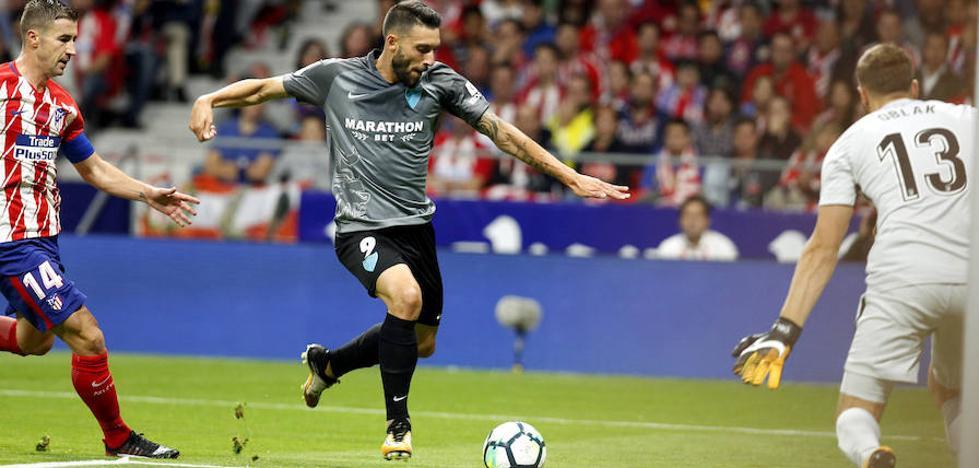 Más equilibrio, menos profundidad para el Málaga (1-0)