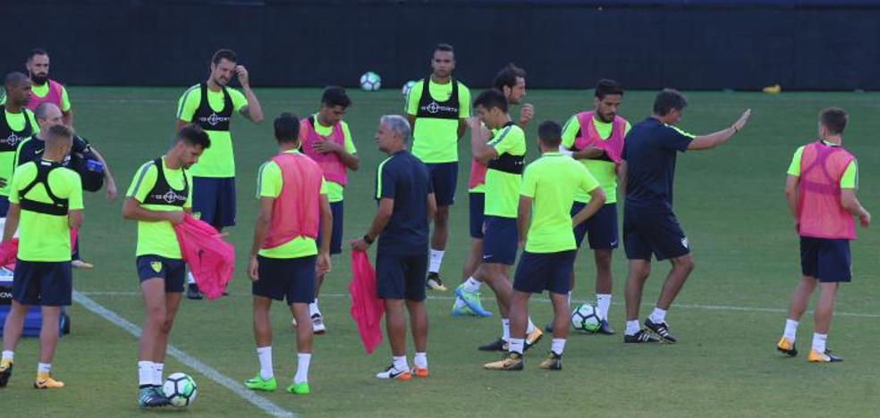 El Málaga quiere aguar otra vez la fiesta atlética
