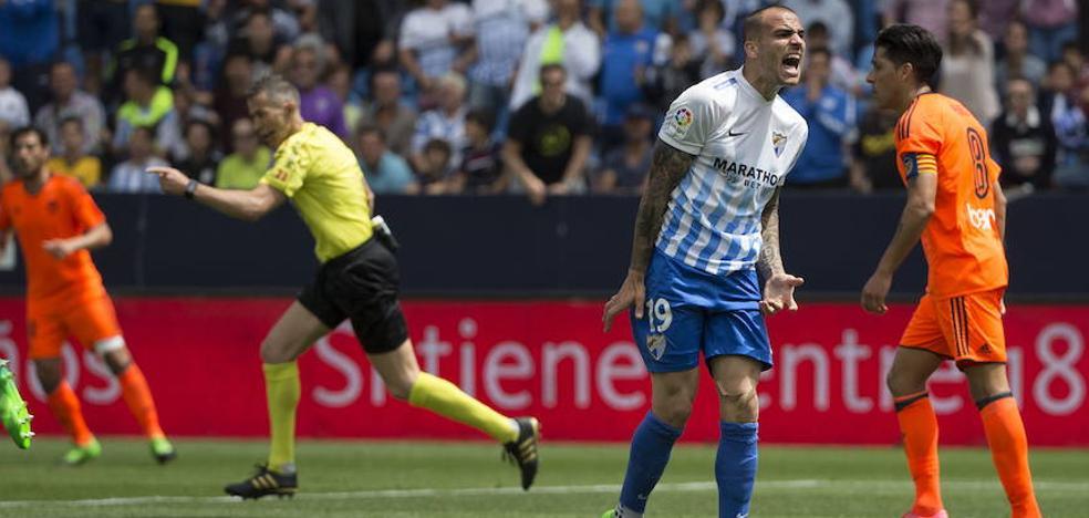 El Málaga, sin margen para el error