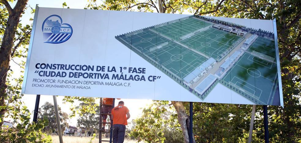 El Ayuntamiento aprueba el trámite para desbloquear la financiación de la primera fase de La Academia del Málaga