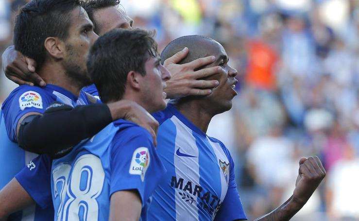 Así fue el Málaga-Athletic