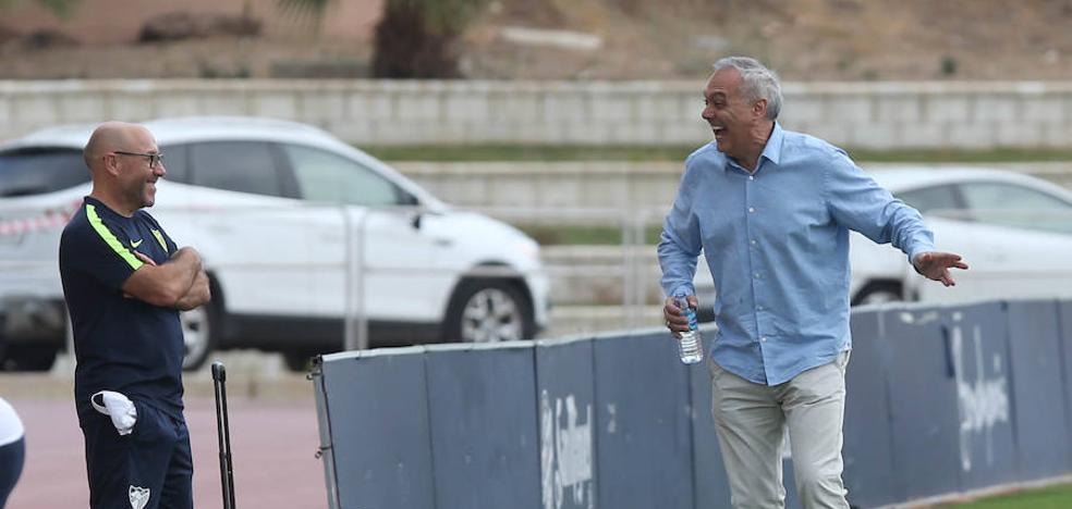 Mario Husillos toma las riendas en el Málaga