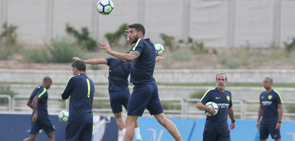 El Málaga, con una goleada como referente ante el Leganés