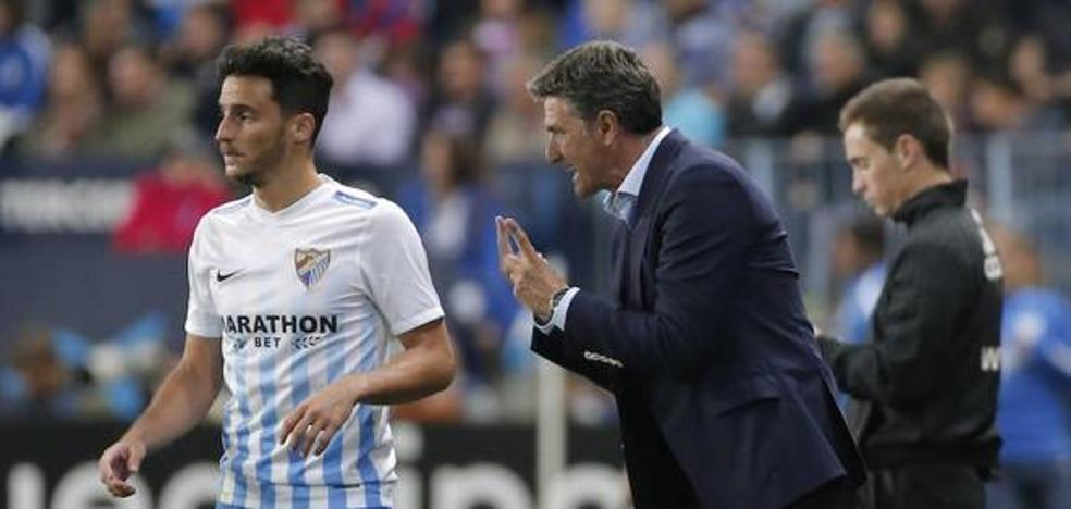 Juan Carlos: «El domingo el equipo va a ganar»