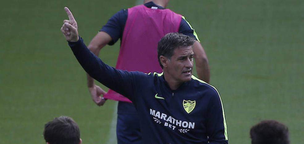 Míchel: «Ningún jugador ha estado al nivel de lo esperado, salvo Roberto»
