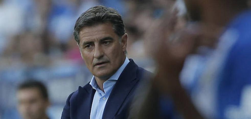 Míchel: «La sensación es mala, pero todavía no estamos en Segunda División»