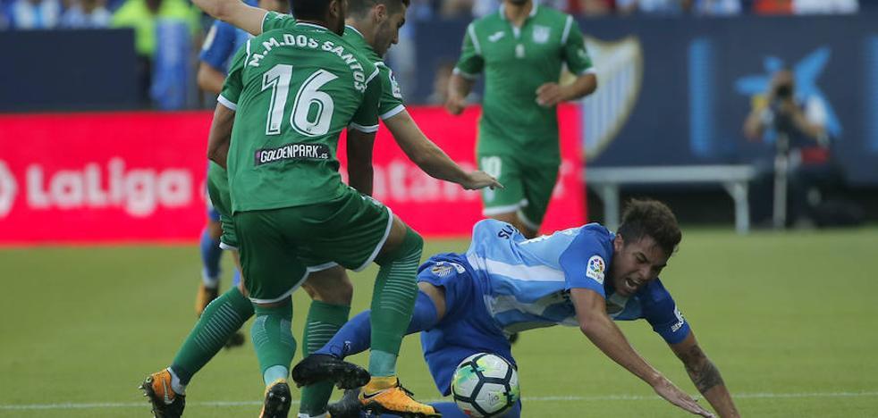 El Málaga, de cabeza al abismo (0-2)