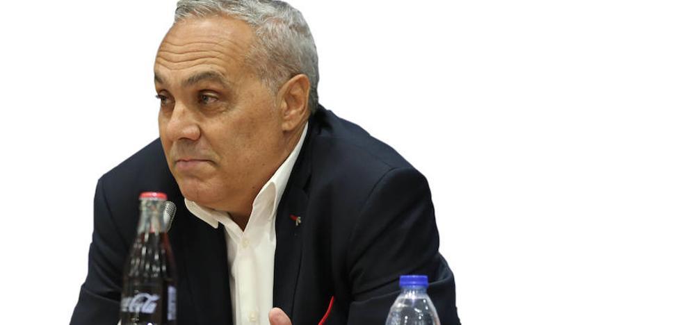 Mario Husillos: «La plantilla de este año está hecha; es esta y con ella hay que morir»
