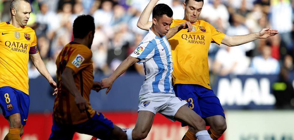 El partido del Barcelona-Málaga se paga 51 a 1 en las apuestas