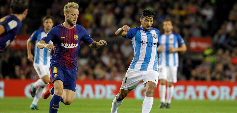 El Málaga planta cara, pero no consigue premio (2-0)