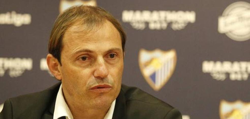 Arnau se desvincula del Málaga