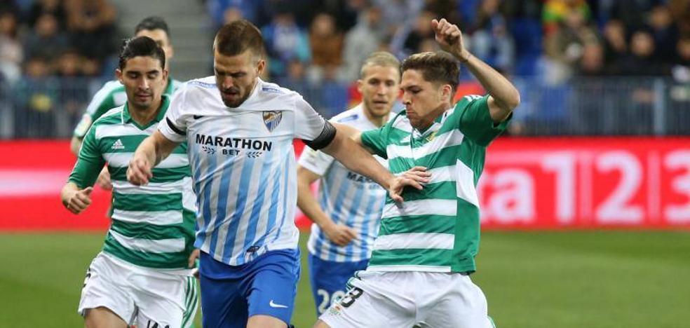 El Málaga ya conoce cuándo jugará ante el Betis y el Alavés