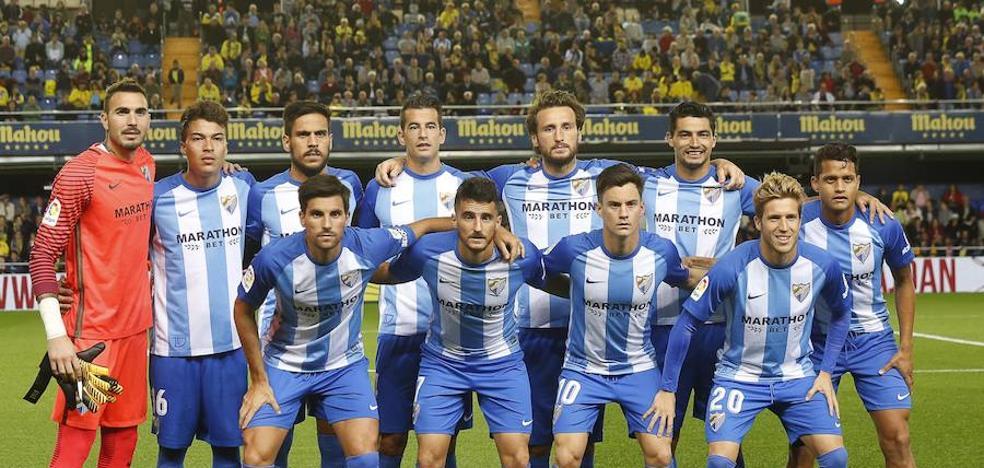 El Málaga dispondrá de unos dos millones para reforzarse en el mercado invernal