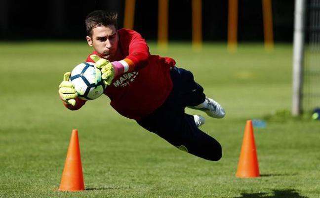 Andrés Prieto: «Estamos dolidos por cómo perdimos ante el Villarreal»