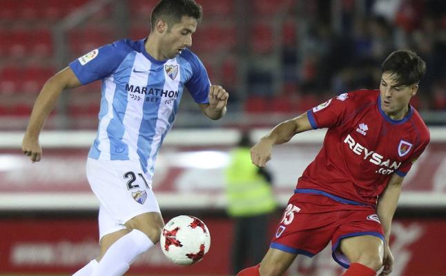 El Málaga-Numancia de Copa del Rey ya tiene día y hora