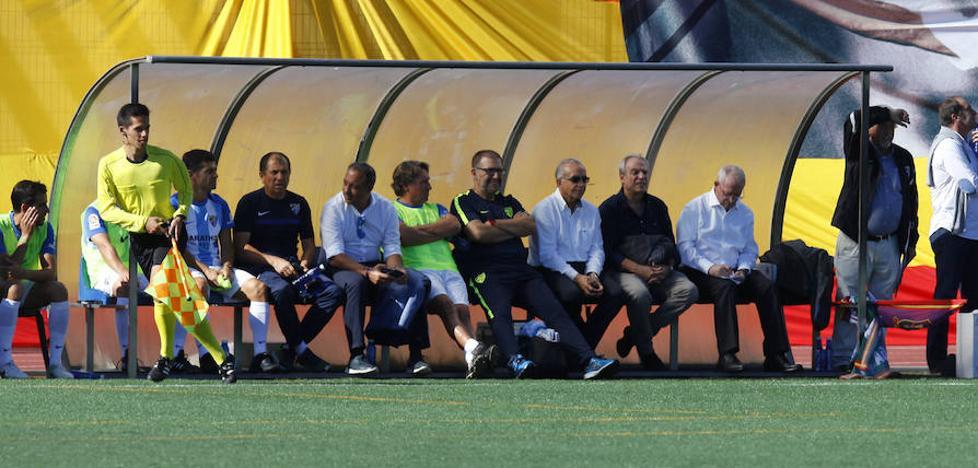 El Málaga recupera a Antonio Tapia para dirigir La Academia
