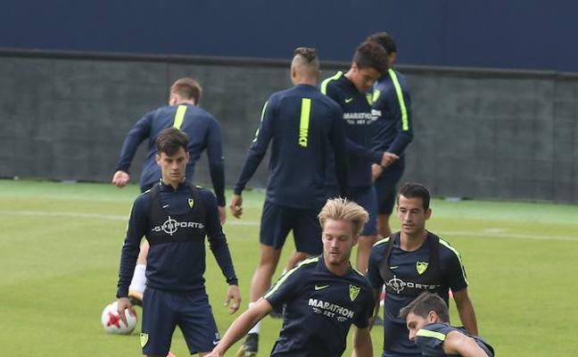 El Málaga afronta un mes crucial para no descolgarse