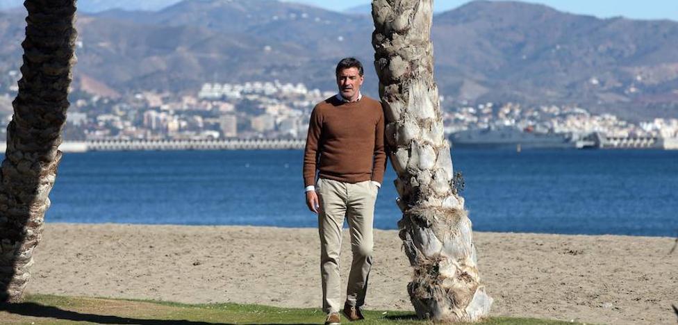 Míchel: «El Málaga es un club ideal para la pachorra del jugador y del entrenador»