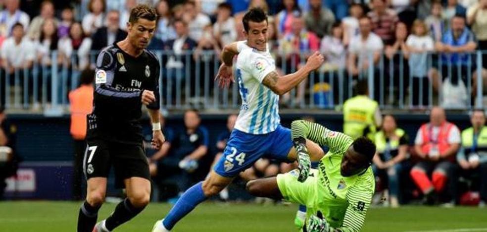 El árbitro que pitará el Real Madrid-Málaga será el del 2-0 al Barcelona