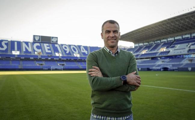 Duda se incorpora al fútbol base del Málaga