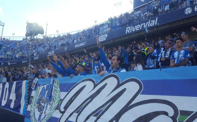 Directo | El Málaga vence al Deportivo en La Rosaleda (3-2)