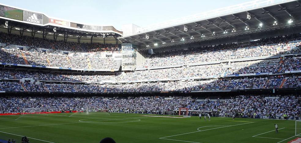 El Bernabéu, el único estadio de Primera vedado para el Málaga