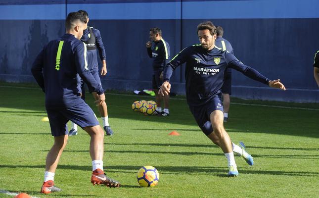 El sistema del Málaga ante el Real Madrid, un dilema ante la fragilidad defensiva