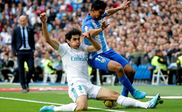 Las mejores fotos del Real Madrid-Málaga