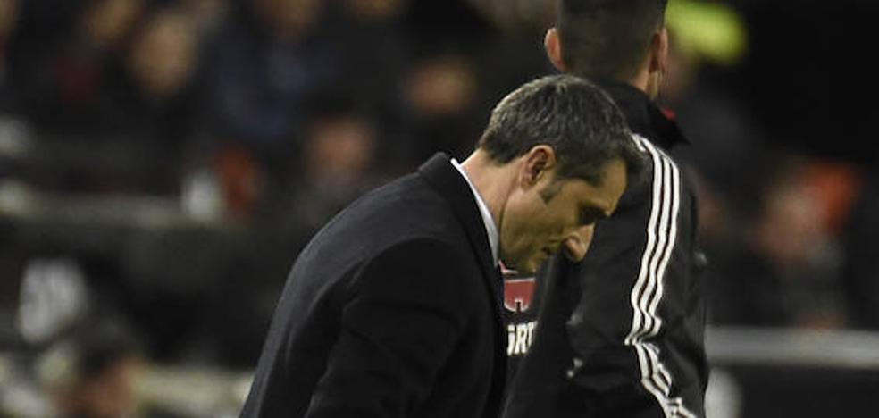 «Valverde es un tío grande»