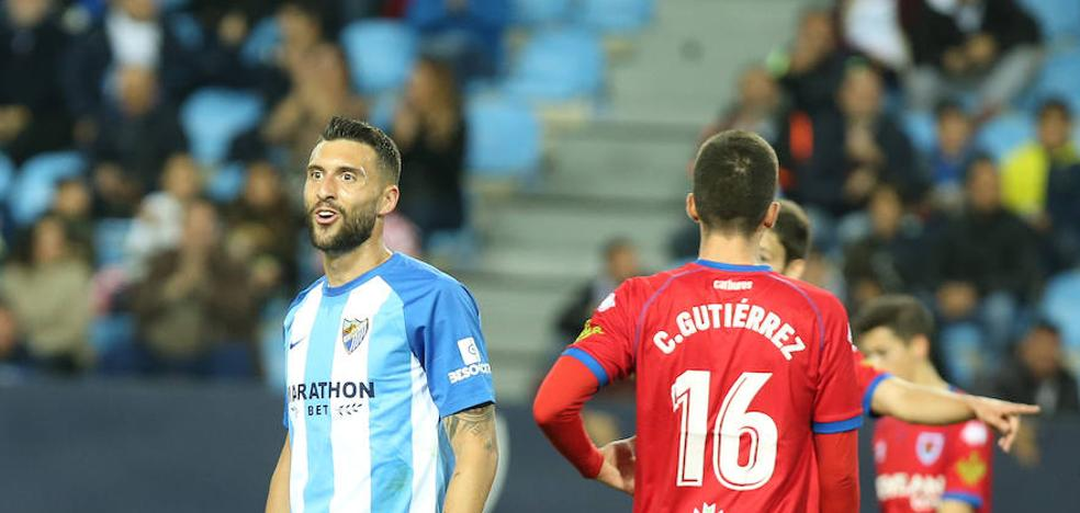 El Málaga reincide en la Copa