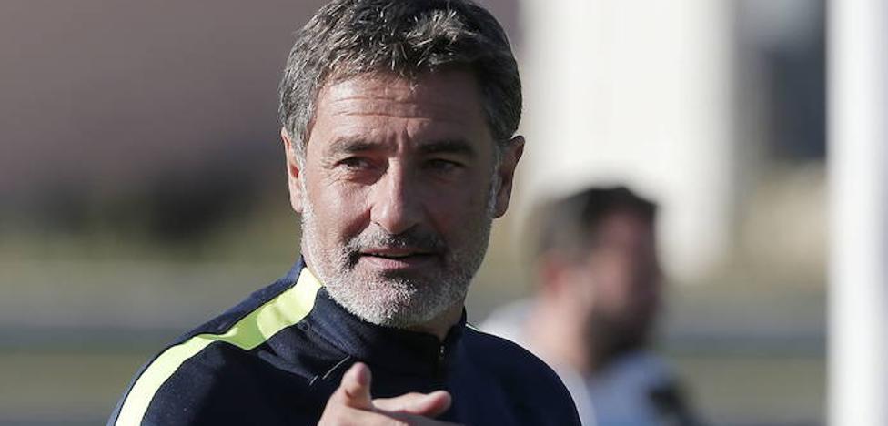 Míchel reserva a Roberto, Baysse, Keko y Chory en la Copa del Rey