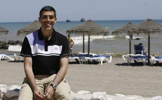 Juan Ramón Muñiz: «Ir a Málaga y a La Rosaleda siempre es una alegría»