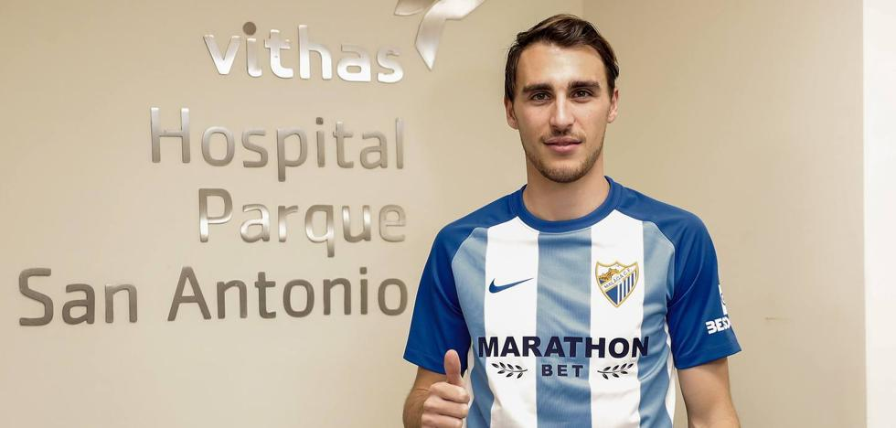Ignasi Miquel ya es jugador del Málaga