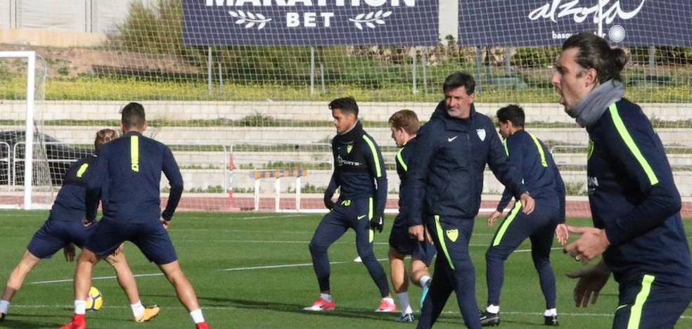 El Málaga jugará un viernes en Getafe