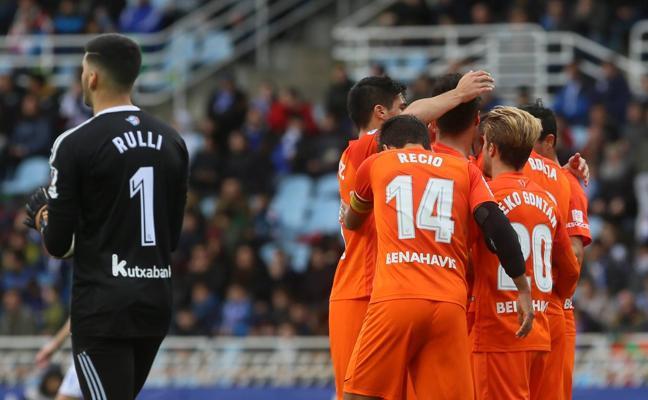 Un derbi Málaga-Betis con rachas opuestas