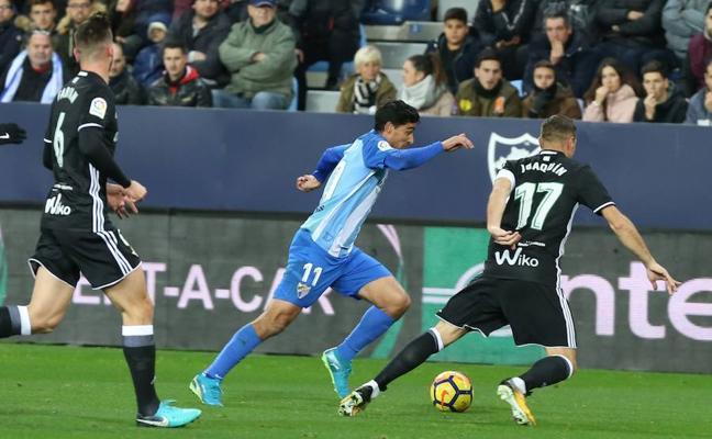 Otro fiasco de un Málaga inoperante y sin pegada (0-2)