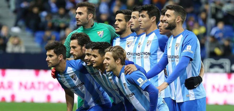 El Málaga cuenta ahora con 28 futbolistas