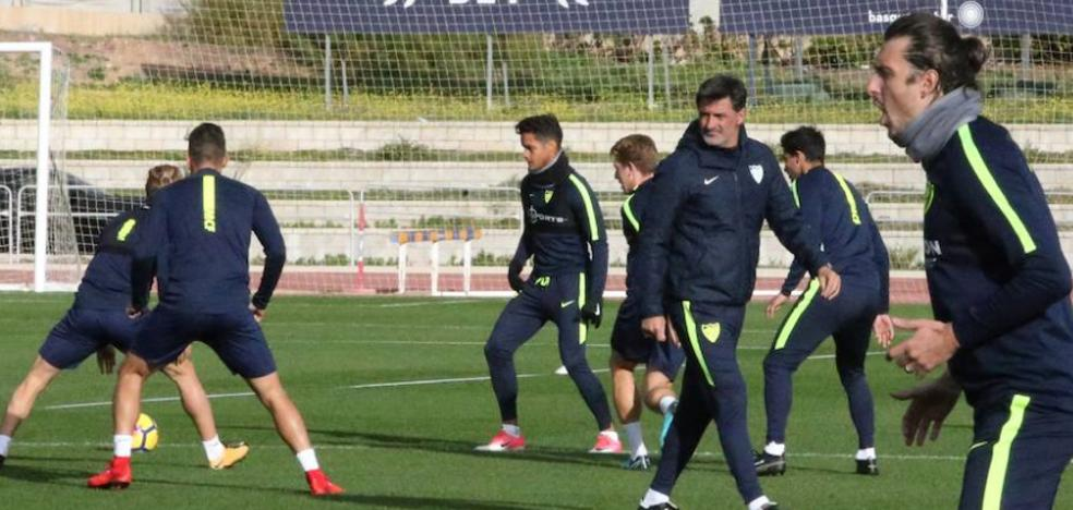 El Málaga jugará en Eibar también en lunes