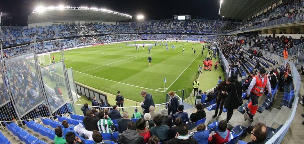¿Cómo afectaría el descenso al Málaga?