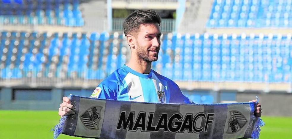 Bueno: «Siempre he tenido al Málaga como una referencia en Primera División»