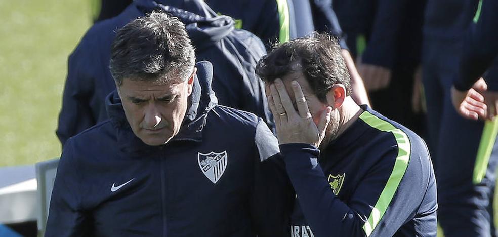 El Málaga, sin margen ni excusas