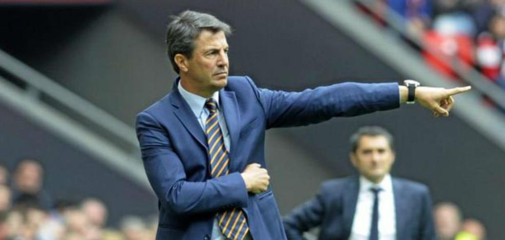 José González, nuevo entrenador del Málaga