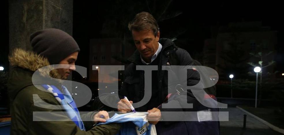 José González: «Hay que hacer en la segunda vuelta lo mismo que han hecho los recién ascendidos en la primera»