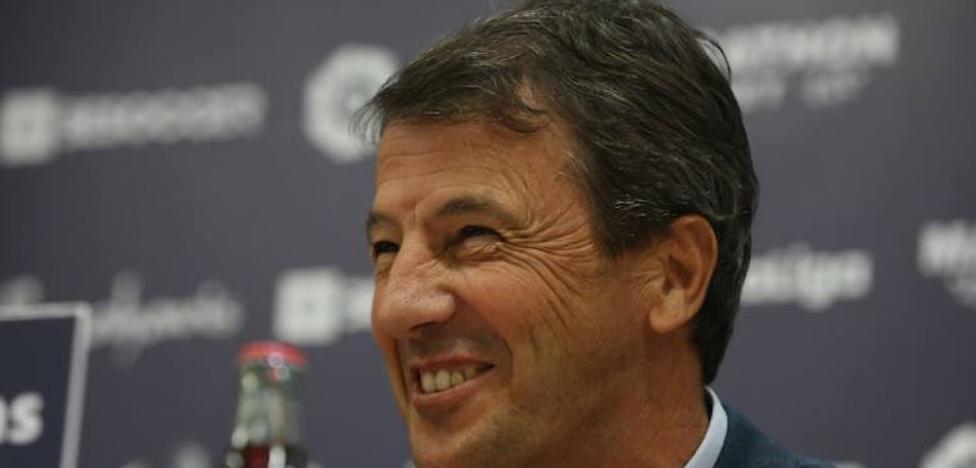 """José González marca su estilo: """"Plantearemos un 4-4-2"""""""