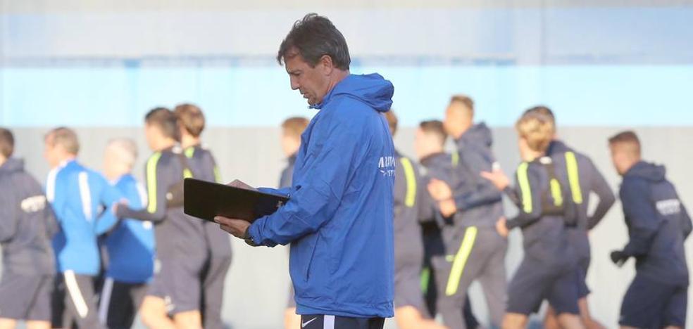 José González: «La bala del entrenador ya ha caído, ahora son responsables los jugadores»